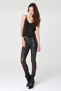 James Jeans Twiggy in Tri-Color Ruby Glossed. Shop Now! http://jamesjeans.us/james-twiggy-glossed-tri-color-ruby-glossed