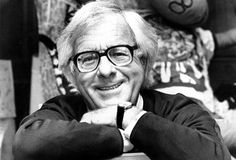 """""""A conglomerate heap of trash, that's what I am. But it burns with a high flame."""" — Ray Bradbury in The Paris Review, 2010"""