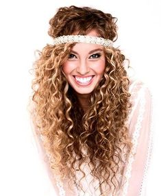Easy Hairstyles For Curly Hair Amusing Ombre Wiggolden Blonde  Dirty Blonde Ombre Dark Roots Wig Long