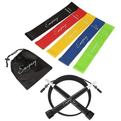 Tribe 11PC Premium Resistance Bands Set Ha... Workout Bands with Door Anchor