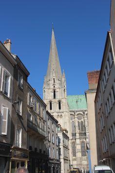 Vielle ville de Chartres