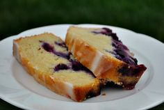 gluten free~ lemon blueberry yogurt bread