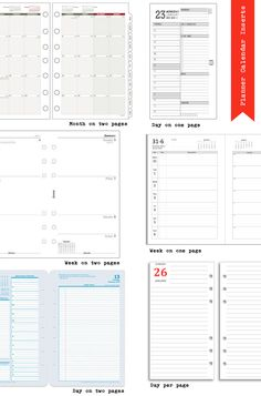 This is Part Four of 6-part series about getting started using ring-bound planners. If you would like to read the series from the beginning, check out Part One: Why?, Part Two: Paper Sizes,…
