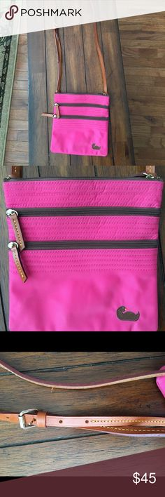 I just added this listing on Poshmark: Dooney & Bourke nylon crossbody purse. #shopmycloset #poshmark #fashion #shopping #style #forsale #Dooney & Bourke #Handbags