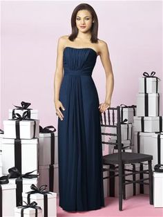 After Six Bridesmaids Style 6640.  Like this one too!