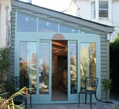 Sunroom With Built In Storage Benches Dream Home