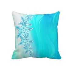 Shop Pillow Starfish created by Personalize it with photos & text or purchase as is!