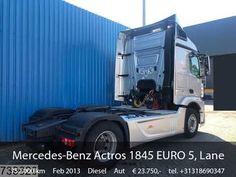 Mercedes-Benz Actros 1845 EURO 5, Lane Departure Warning, Standairco, Ai... Mobile Marketing, Semi Trucks, Mercedes Benz, Diesel, Sale Promotion, Autos, Trucks, Diesel Fuel, Big Rig Trucks