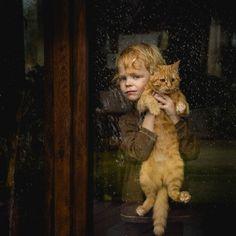 Des-images-d-enfants-et-d-animaux-par-des-photographes-du-monde-entier-7 Des images d'enfants et d'animaux par des photographes du monde entier