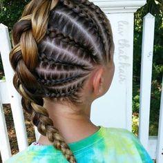 Frisuren von Peinados de Niña für Mädchen # for # girls - New Site Girl Haircuts, Little Girl Hairstyles, Pretty Hairstyles, Braided Hairstyles, Asian Hairstyles, Short Haircuts, Girls Hairdos, Female Hairstyles, Short Hairstyles