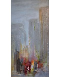 Karen Goetzinger :: Untitled Memory This would be a fun companion piece to the previous collage; a kind of urban color statement. Inspiration, Drawings, Amazing Art, Canvas, Painting Inspiration, Painting, Art, Art File, Textile Artists