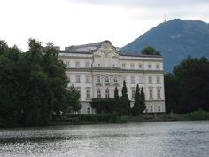 Sound of Music house near Salzburg, Austria