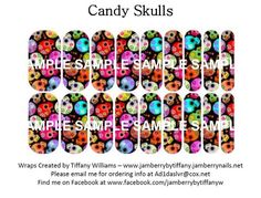 Candy Skulls NAS