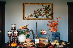Ivy & Tweed Photography : Harvest Dinner Party #ivyandtweed #thanksgiving #harvest #dinnerparty #tablescape #diy