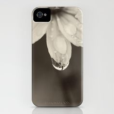 Waterdrop iPhone Case by Erin Johnson | Society6