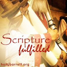 Unrolling the scroll | Holly Barrett #SundayReflection #ReclaimingaRedeemedLife