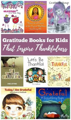 During Thanksgiving and the holidays is when most families approach the concept of gratitude, but it is important to share these simple lessons throughout the year. Reading Gratitude books for Kids with your children is an easy way to cultivate and encour