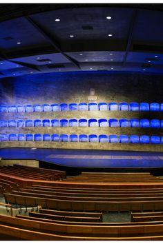 Felsenreitschule • Salzburger Festspiele Herbert Von Karajan, Julius Caesar, Auditorium, Orchestra, Horseback Riding, History, School