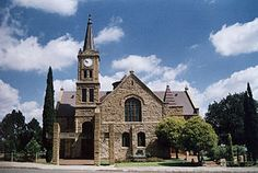 Dutch Reformed church, Frankfort - Wikipedia
