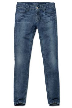 Good Jeans: Fall's Best Denim - Koral Los Angeles Skinny in 8 Month