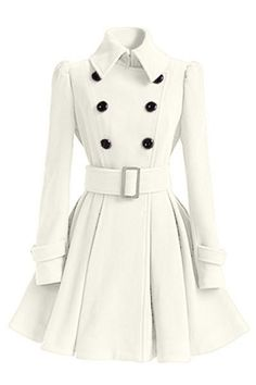 Women Trench high quality Double-breasted coat Sleeve
