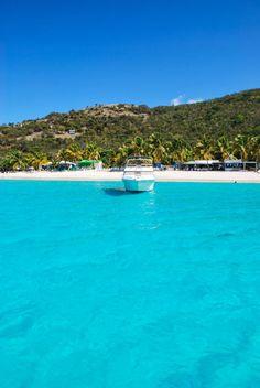 White Bay - Jost Van Dyke, British Virgin Islands...