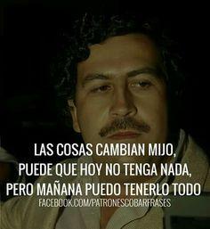 Frases amor propio Joker Frases, Joker Quotes, Me Quotes, Qoutes, Pablo Escobar Quotes, Mexico Quotes, Pablo Emilio Escobar, Bunny Quotes, Quotes En Espanol