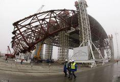 Chernobyl nuclear reactor