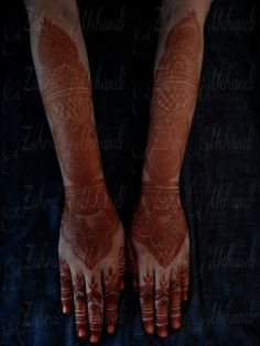 Natural henna wedding setahun 24 jam