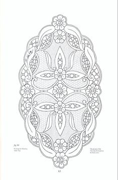 Shawl Crochet, Filet Crochet, Crochet Motif, Crochet Lace, Bobbin Lace Patterns, Beaded Jewelry Patterns, Cutwork Embroidery, Embroidery Designs, Lace Stencil