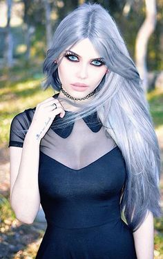 Goth Girl and Inspirational Gothic Model, Dayana Crunk 'Melgares' Gothic Girls, Hot Goth Girls, Goth Beauty, Dark Beauty, Dark Fashion, Gothic Fashion, Hipster Goth, Steam Punk, Chica Cool