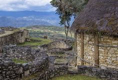 Chachapoyas, Peru. This was once home to the ancient Chachapoya civilization and is home to some of Peru's most enthralling pre-Colombian archaeological treasures.