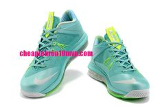 Lebron 10 Low Easter Teal Cheap Lebron James Shoes