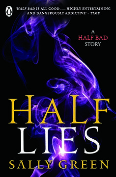 #CoverReveal Half Lies (Half Life Trilogy, #0.5) by Sally Green