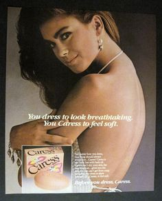 Kathy Ireland - Caress Soap 1986