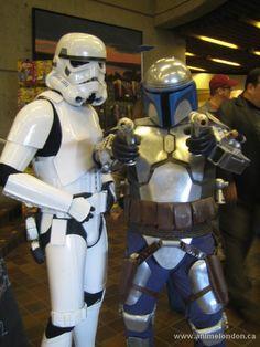 Stormtrooper - Bobo Fett - Star Wars Cosplay Costumes, Movie Stars, Favorite Things, Star Wars, Gallery, Roof Rack, Starwars, Star Wars Art