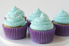 Best Buttercream Frosting Recipe Ever! I used salted butter and added the 4 oz of cream cheese. Yummy!!