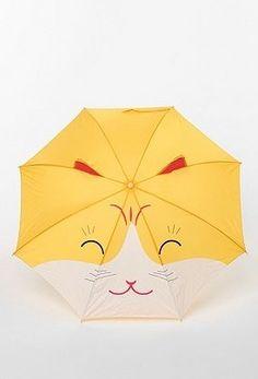 Cute Kitty Cat Umbrella
