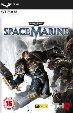 Warhammer 40,000: Space Marine (STEAM GIFT) DIGITAL 7,60€