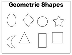 5 basic elements of shape lessons for 2nd graders - Google Search ...