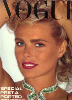 Margaux Hemingway Vogue Paris