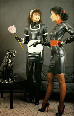 The sissy closet of a Parisian Maid ! A Shrine to the Sublime Madame Pvc Fashion, Latex Fashion, French Maid Dress, Rubber Dress, Maid Outfit, Latex Dress, Sexy Latex, Amazing Pics, Role Models
