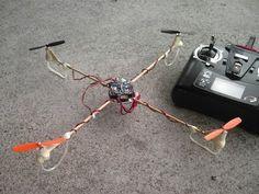 Cheap DIY quad