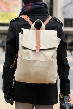 Nice Backpack #fashion #mens
