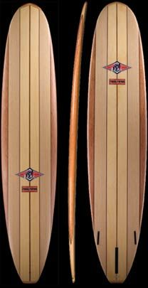 Bear Long Boards.