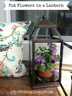 Little Brags: Tons Of Outdoor Decorating Inspiration From Little Brags