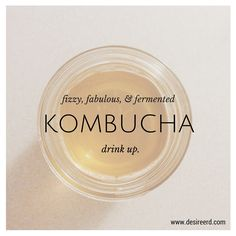 Treat yourself to some bubbly today… but I don't mean the alcoholic kind. Swap one of your drinks today with some fabulous and fizzy kombucha! It contains an army of lovely bacteria that will help with digestion and immunity. Bonus: it's low in sugar and much better (and tastier) than sugary sodas! #Energize2016