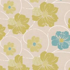 I pinned this Graham & Brown Peony Wallpaper from the Design Report: Eco Chic event at Joss & Main!