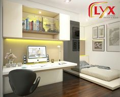 First project at lyx jakarta