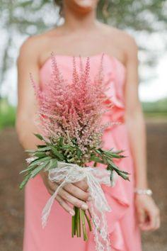 One flower bouquet